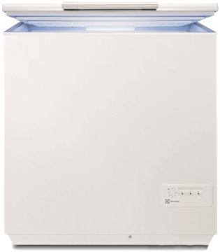 Resim Electrolux EC2230AOW1 Sandık Tipi Derin Dondurucu